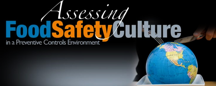 Assessing Food Safety Culture