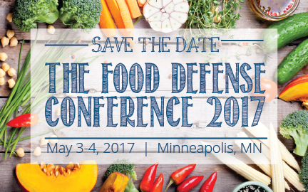 The Food Defense Conference 2017