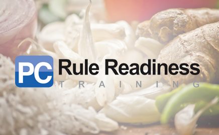 FSMA PC Rule Readiness Training